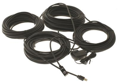 100ft Long Usb 2 0 Active Extension Cable Extension