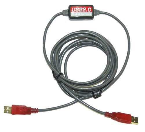 USB 2.0 LinK & Network Cable for Windows 98Se/ME/2000/XP Only $34.98  at USBGear.com