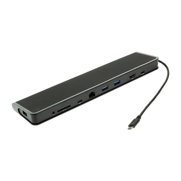 USB-C Docking Station Universal Multi Port USB 3.0 Hub Only $49.95  at USBGear.com