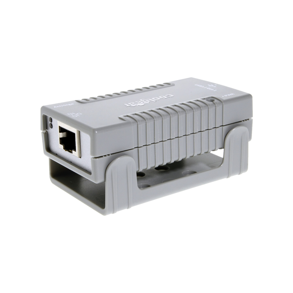 Gigabit Ethernet USB3.1 Gen 1 Adapter w/4KVrms Isolation and Mounting Kit Only $64.99  at USBGear.com