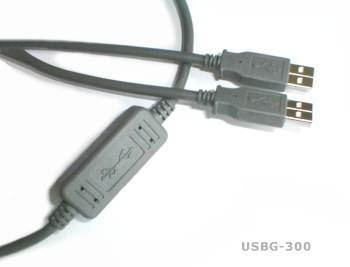 USB PC to PC Network Cable TCP/IP Only $29.95  at USBGear.com