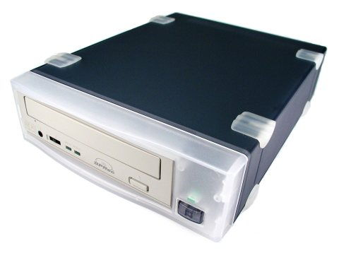 USB 2.0 HIGH SPEED ENCLOSURE 5.25 IDE CD-RW