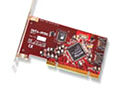 2-port Serial ATA to PCI RAID 0/1 Host Adapter