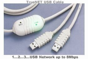USBGear TruNet Network Cable