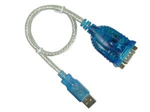 USBGear DB-9 Serial PDA Adapter Cable