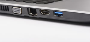 USB port troubleshooting