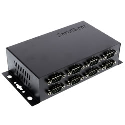8 Port USB to Serial Adapter