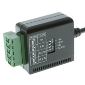 USB to TTL with terminal block and dip switch control
